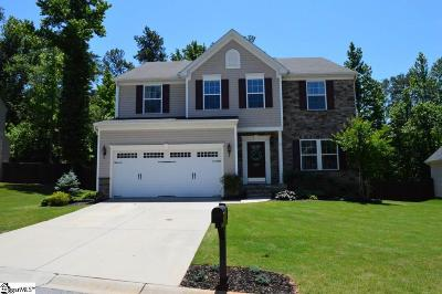 Travelers Rest Single Family Home For Sale: 209 Meadow Rose