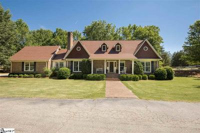 Simpsonville Single Family Home For Sale: 2417 Roper Mountain