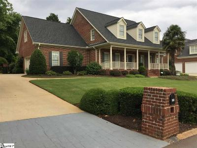 Greer SC Single Family Home Contingency Contract: $561,000