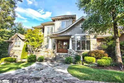 Travelers Rest Single Family Home Contingency Contract: 113 Upper Ridge