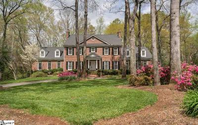 Greer Single Family Home Contingency Contract: 131 Haddon