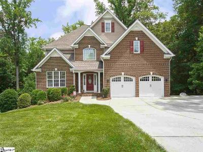 Easley Single Family Home Contingency Contract: 151 Red Maple