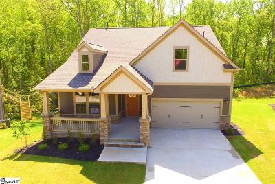 Greenville County Single Family Home For Sale: 24 Recess