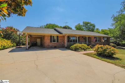 Greenville County Single Family Home Contingency Contract: 403 Chick Springs