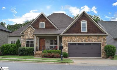 Greer Single Family Home Contingency Contract: 337 Harkins Bluff