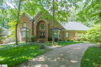 Easley Single Family Home For Sale: 1032 Westbrooke