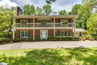 Greenville County Single Family Home For Sale: 1489 Altamont