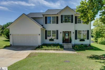 Greenville County Single Family Home Contingency Contract: 2208 Howlong