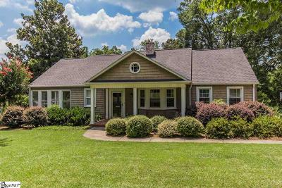 Augusta Road Single Family Home For Sale: 214 Aberdeen