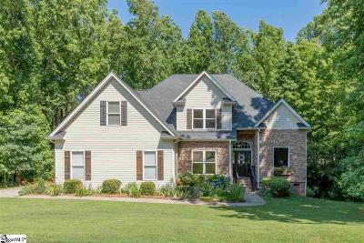 Greenville County Single Family Home Contingency Contract: 207 Nolan