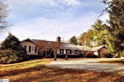 Campobello Single Family Home For Sale: 845 Smith Chapel