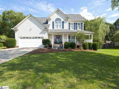 Greenville County Single Family Home For Sale: 125 Chenoweth