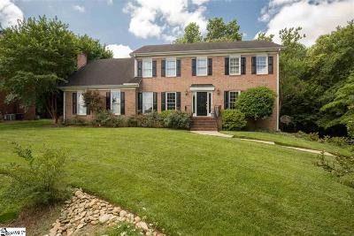 Greenville Single Family Home For Sale: 205 Cypress