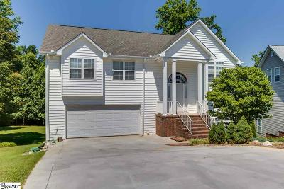 Simpsonville Single Family Home For Sale: 10 Baldwin Woods