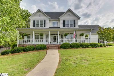 Greenville County Single Family Home For Sale: 202 Grayson