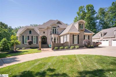 Greenville County Single Family Home For Sale: 4007 State Park