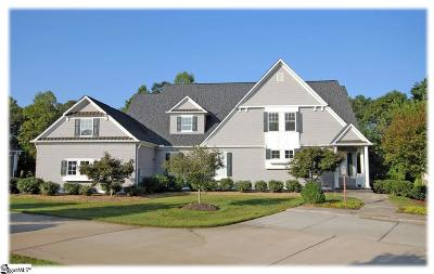 Greer Single Family Home For Sale: 131 William Owens