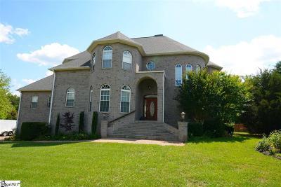 Taylors Single Family Home For Sale: 8 Mandarin