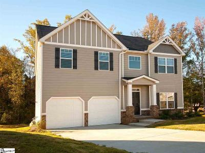 Simpsonville Single Family Home For Sale: 312 Rambling Hills