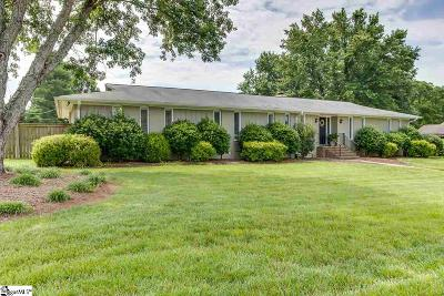 Greenville SC Single Family Home Contingency Contract: $269,900