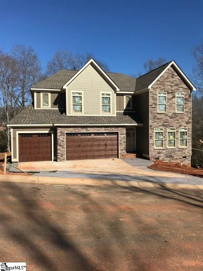 Anderson County, Greenville County Single Family Home For Sale: 505 E Winding Slope #Lot 32