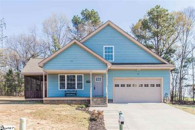 Spartanburg Single Family Home For Sale: 517 E Deerview
