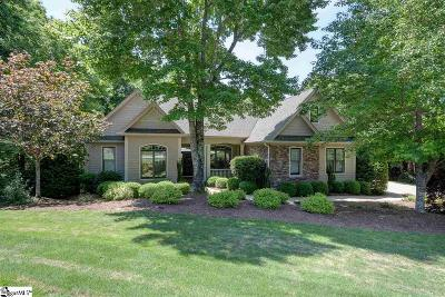 Travelers Rest Single Family Home For Sale: 1 Rose Thorn