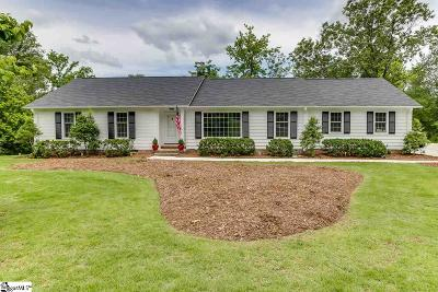 Greenville County Single Family Home For Sale: 114 Suffolk