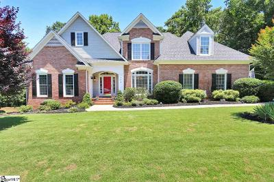 Simpsonville SC Single Family Home Sold: $322,500