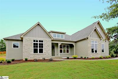 Greer Single Family Home Contingency Contract: 731 Brookdale