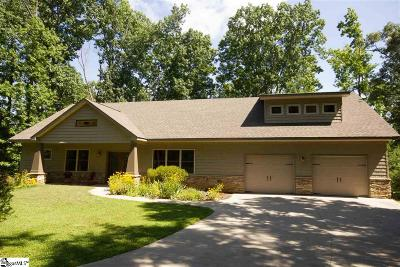 Greer Single Family Home For Sale: 2486 Poole