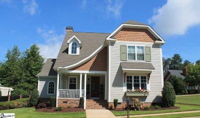 Greenville County Single Family Home For Sale: 503 Berkmans