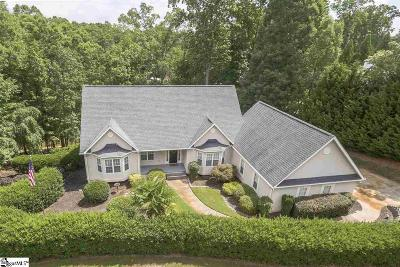 Anderson Single Family Home For Sale: 209 Rock Creek