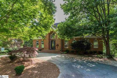 Easley Single Family Home For Sale: 105 Green Leaf