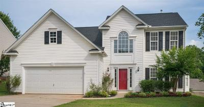 Greenville County Single Family Home For Sale: 6 Bellows Falls