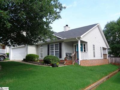 Greenville County Single Family Home Contingency Contract: 111 Glen Willow