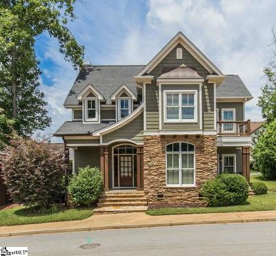 Piedmont Single Family Home For Sale: 154 Fathers