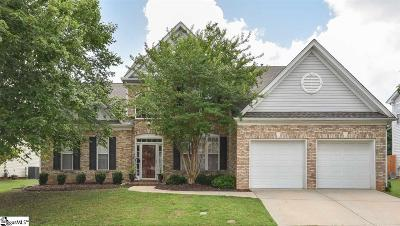 Greenville County Single Family Home For Sale: 312 Surrywood
