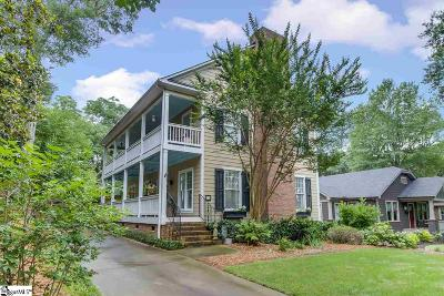 Greenville County Single Family Home For Sale: 37 Conestee