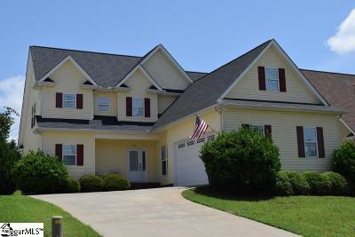 Anderson Single Family Home Contingency Contract: 233 Streams