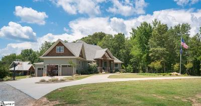Fountain Inn Single Family Home For Sale: 224 Hillside Church