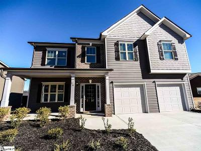 Simpsonville Single Family Home For Sale: 24 Grand River