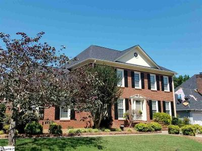 Greenville County Single Family Home For Sale: 101 Hadrian