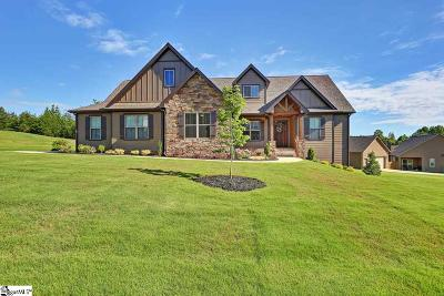 Taylors Single Family Home For Sale: 335 Brown Farm
