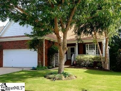 Greenville County Single Family Home For Sale: 900 Medora
