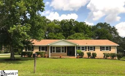 Greenville County Single Family Home For Sale: 412 Delray