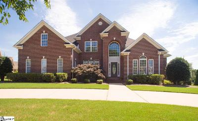 Greer Single Family Home For Sale: 668 Driftwood