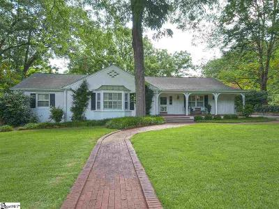 Easley Single Family Home Contingency Contract: 416 N B