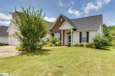 Greenville County Single Family Home For Sale: 4 Lexington Place