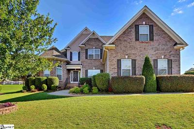 Greer Single Family Home For Sale: 104 Gladstone